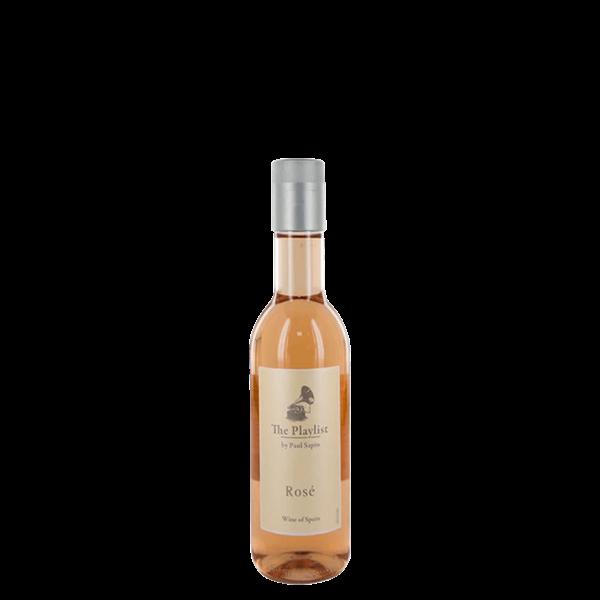The Playlist Cabernet Sauvignon Rose PET 187ml - Venus Wine & Spirit