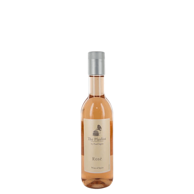 The Playlist Cabernet Sauvignon Rose PET 187ml - Venus Wine & Spirit