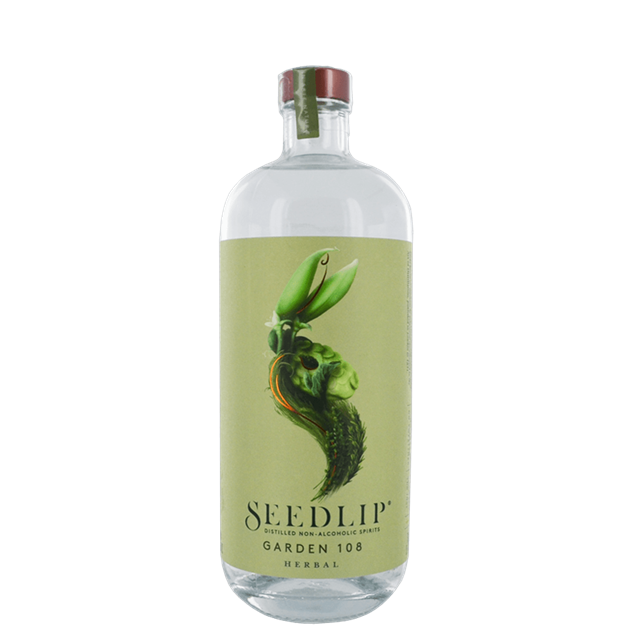 Seedlip Graden 108 - Venus Wine & Spirit