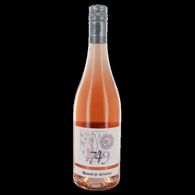 Rosé d'Anjou 1749 - Venus Wine & Spirit