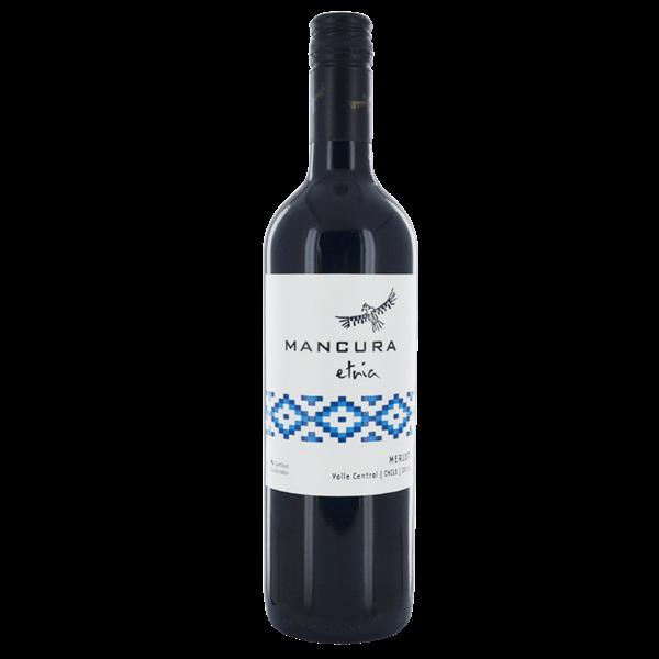 Mancura Etnia Merlot -Venus Wine & Spirit