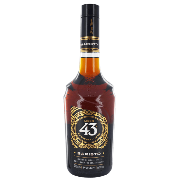 Licor 43 Baristo - Venus Wine & Spirit