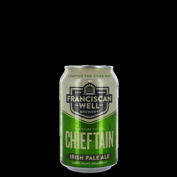 Chieftain IPA Cans - Venus Wine & Spirit