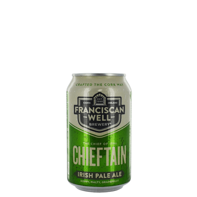 Chieftain IPA Cans - Venus Wine & Spirit
