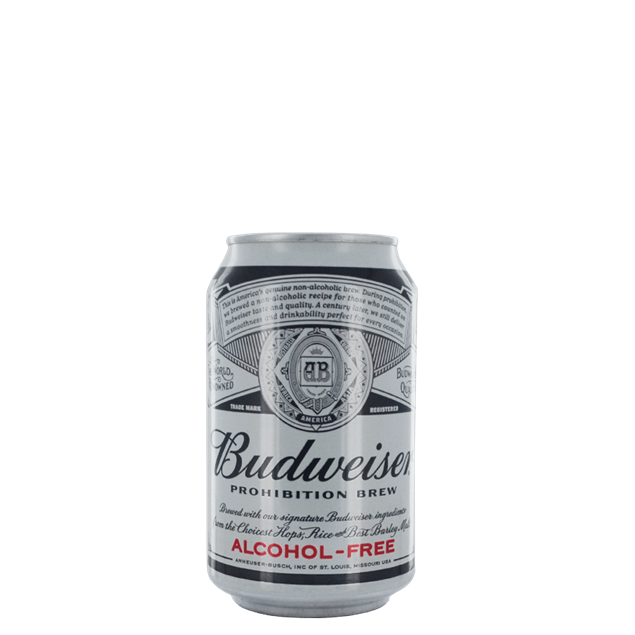 Budweiser Prohibition Cans - Venus Wine & Spirit