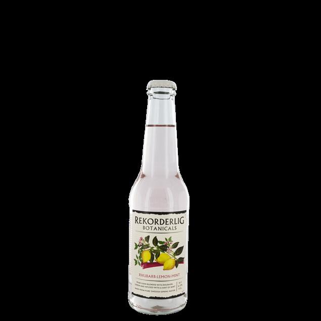 Rekorderlig Rhubarb, Lemon & Mint