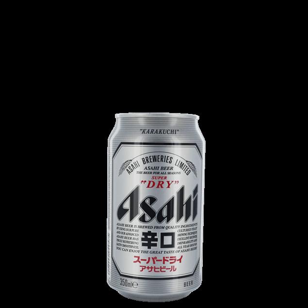 Asahi Super Dry Cans - Venus Wine & Spirit