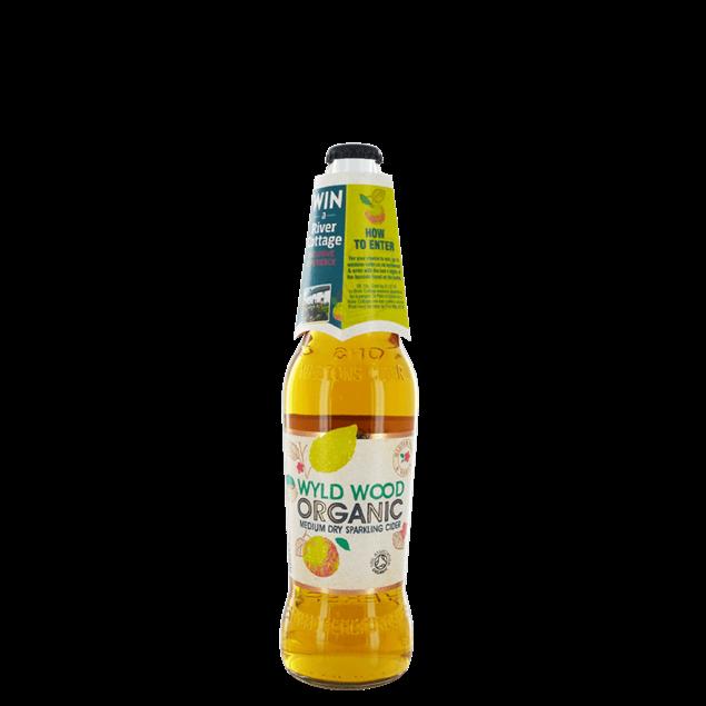 Wyld Wood Organic Apple Cider NRB - Venus Wine & Spirit