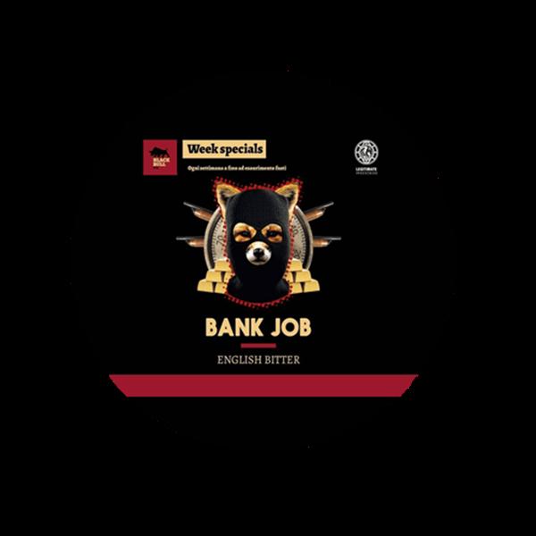 Bank Job Bitter Keg - Venus Wine & Spirit