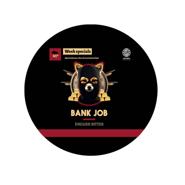 Bank Job Bitter Keg - Venus Wine & Spirit