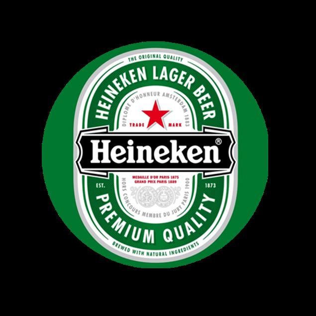 Heineken Lager Keg - Venus Wine & Spirit