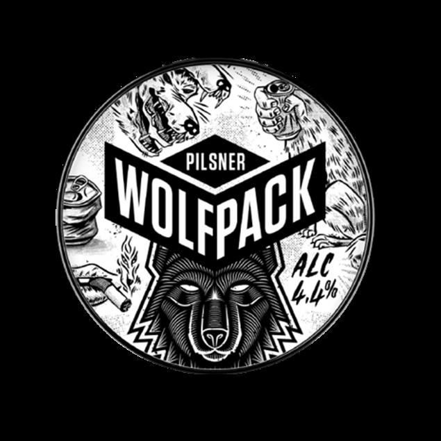 Wolfpack Pilsner Keg - Venus Wine & Spirit