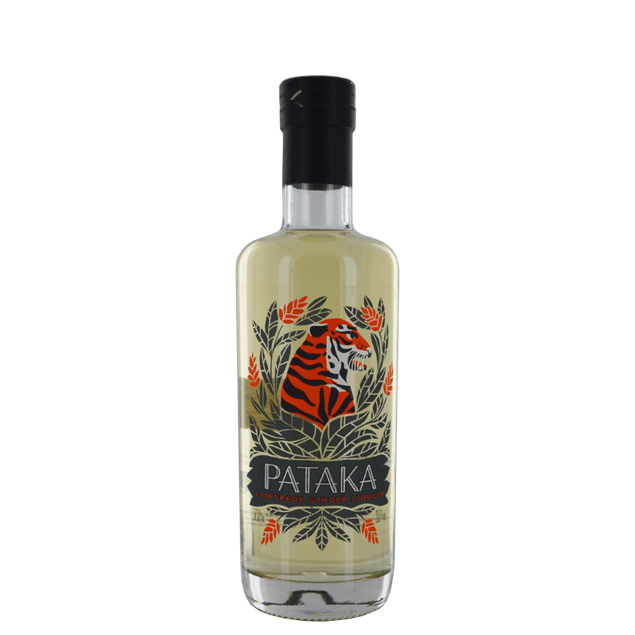 Pataka Ginger Liquor - Venus Wine & Spirit