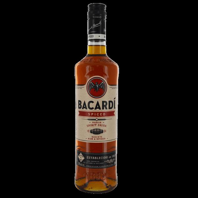 Bacardi Spiced Rum - Venus Wine & Spirit