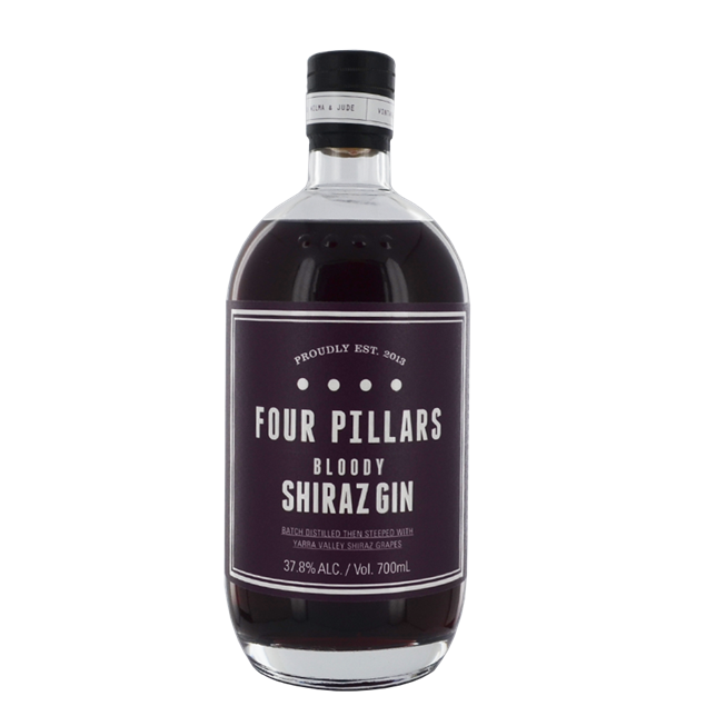 Four Pillars Bloody Shiraz Gin - Venus Wine & Spirit