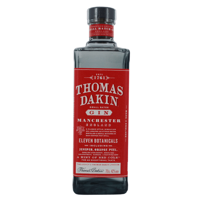 Thomas Dakin Gin - Venus Wine & Spirit