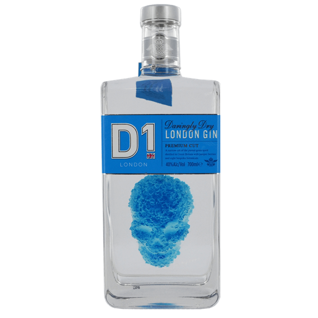 D1 London Gin - Venus Wine & Spirit