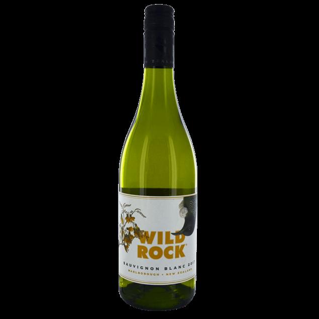 Wild Rock Sauvignon Blanc - Venus Wine & Spirit
