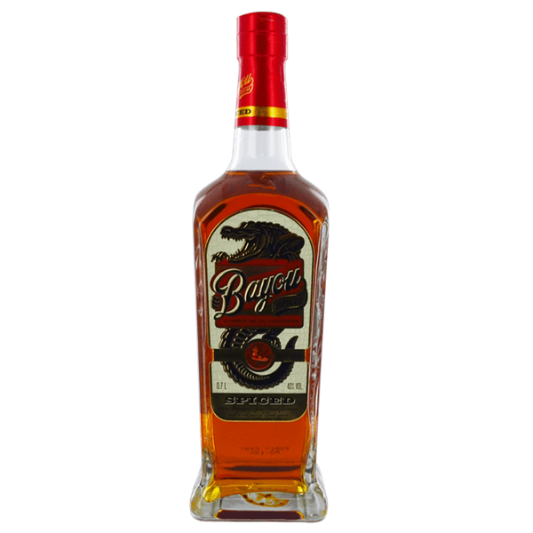 Bayou Spiced Rum - Venus Wine & Spirit