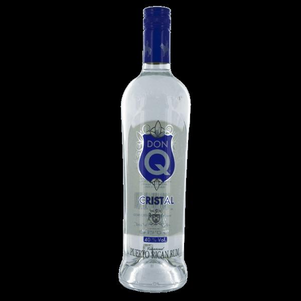 Don Q Cristal Rum - Venus Wine & Spirit