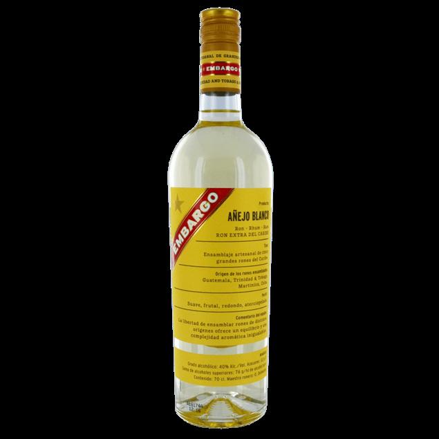 Embargo Anejo Blanco - Venus Wine & Spirit