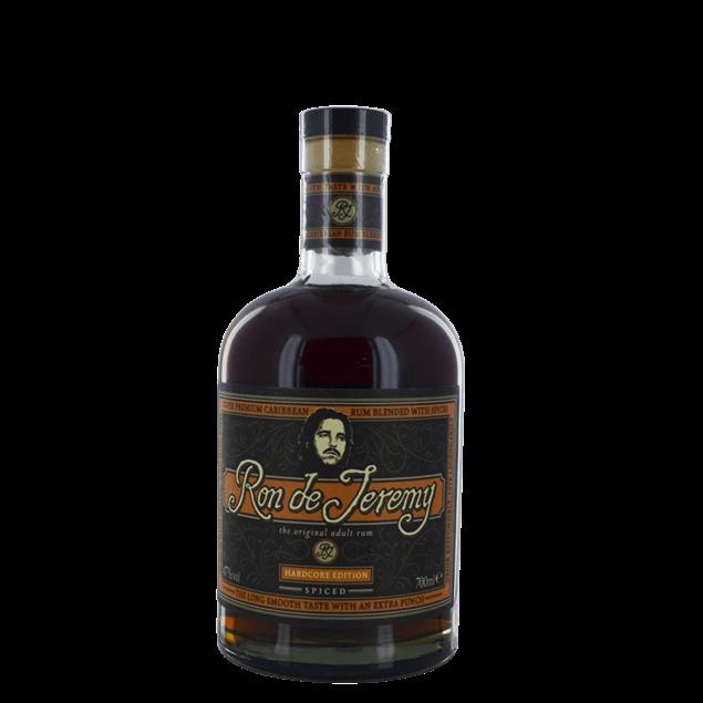 Ron De Jeremy Spiced Hardcore Rum- Venus Wine & Spirit