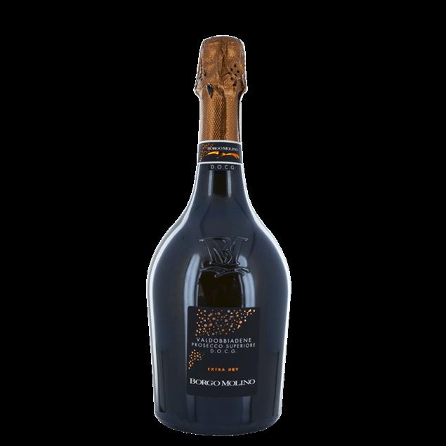 Borgo Molino Valdobbiadene Prosecco DOCG - Venus Wine & Spirit