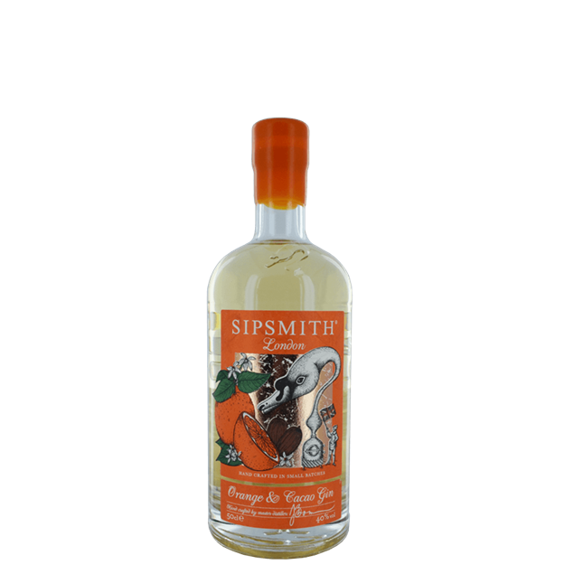 Sipsmith Orange and Cacao Gin - Venus Wine & Spirit