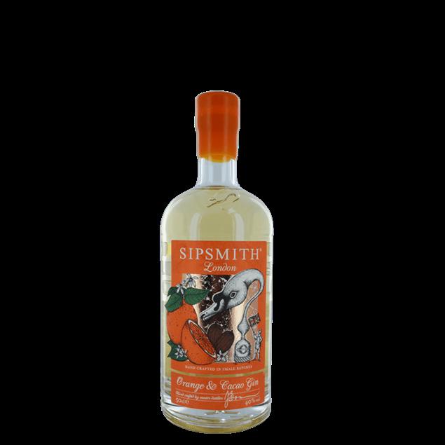 Sipsmith Orange and Cacao Gin - Venus Wine & Spirit