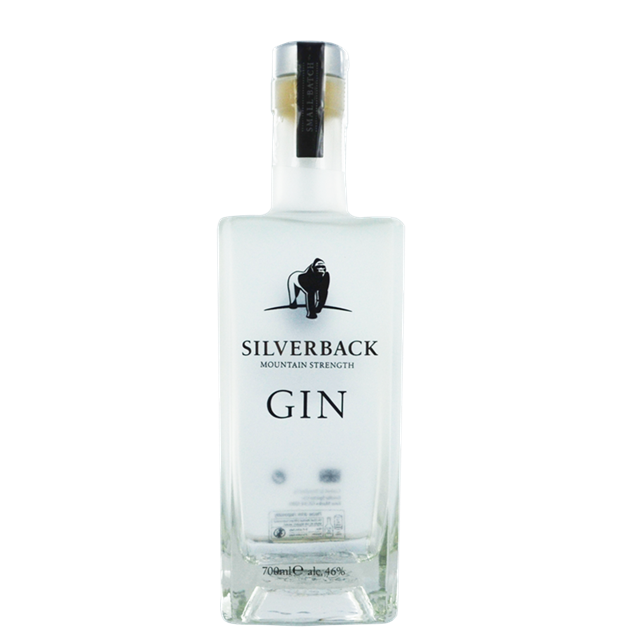 Silveback Mountain Strenght Gin - Venus Wine & Spirit