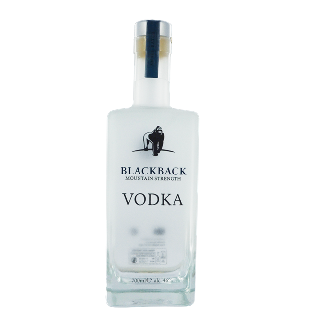 Blackback Vodka - Venus Wine & Spirit
