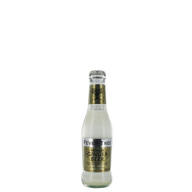 Fever Tree Premium Ginger Ale NRB - Venus Wine & Spirit