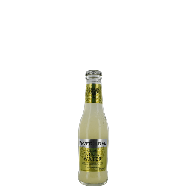 Fever Tree Lemon Tonic Water NRB - Venus Wine & Spirit