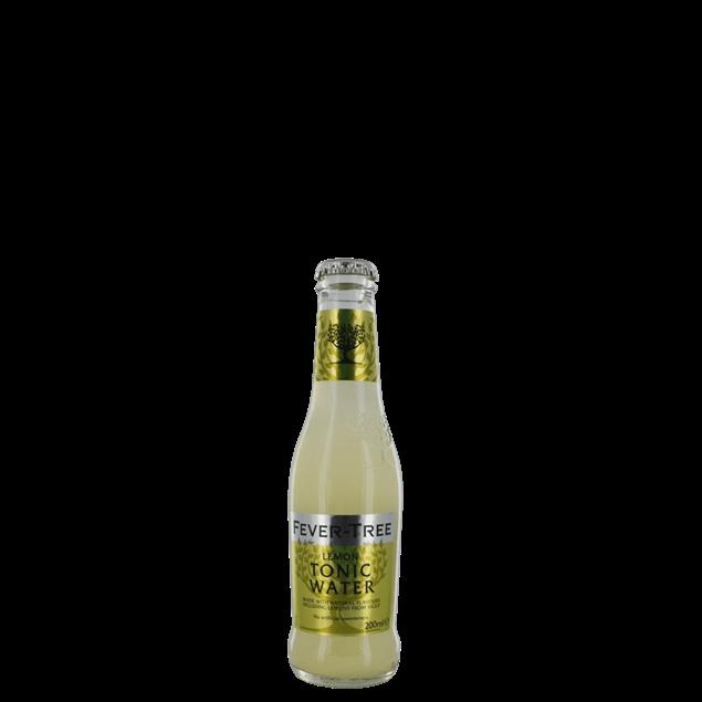 Fever Tree Lemon Tonic Water NRB - Venus Wine & Spirit