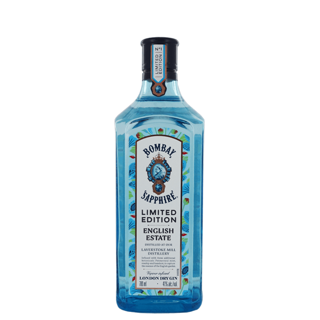 Bombay Sapphire English Estate - Venus Wine & Spirit
