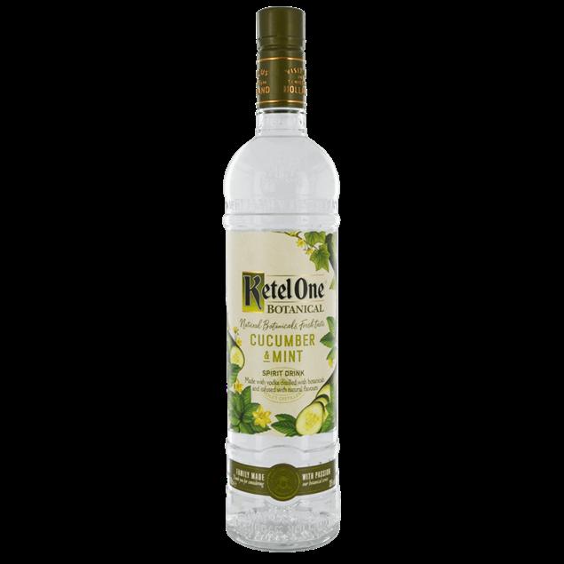 Ketel Cucumber & Mint Vodka  - Venus Wine & Spirit
