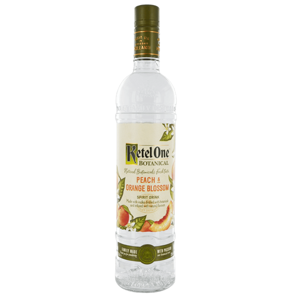 Ketel One Peach & Orange Blossom - Venus Wine & Spirit