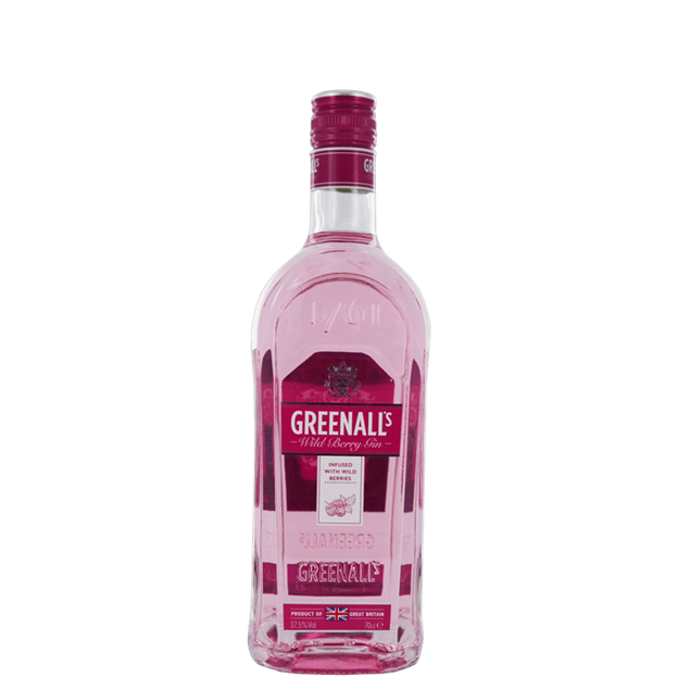 Greenall's Wild Berry Gin - Venus Wine & Spirit
