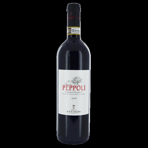 Chianti Classico Peppoli Antinori - Venus Wne & Spirit