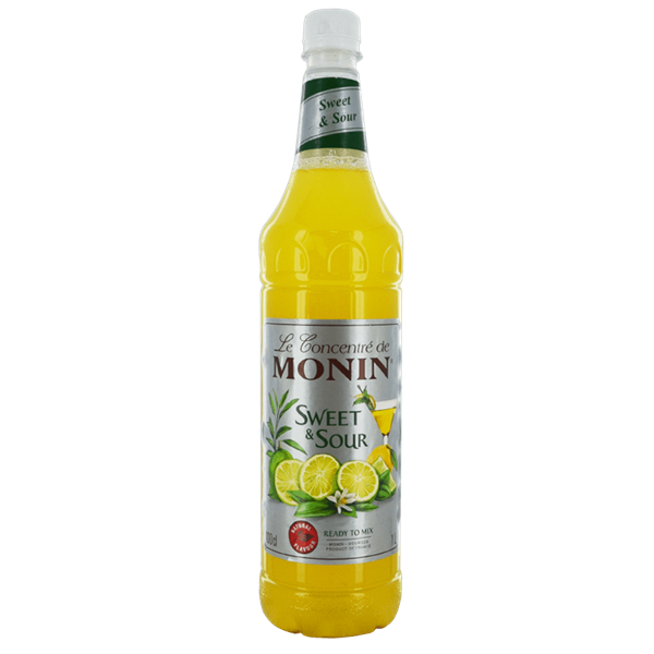 Monin Sweet & Sour Mix - Venus Wine & Spirit