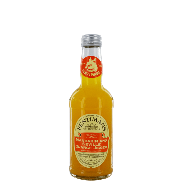 Fentimans Mandarin & Sevilla Orange - Venus Wine & Spirit