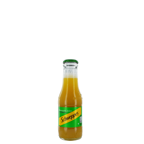 Schweppes Pineapple Juice - Venus Wine & Spirit