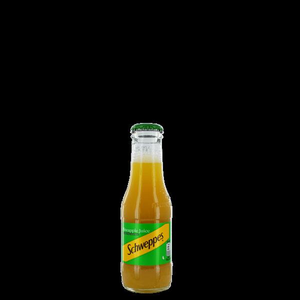 Schweppes Pineapple Juice - Venus Wine & Spirit