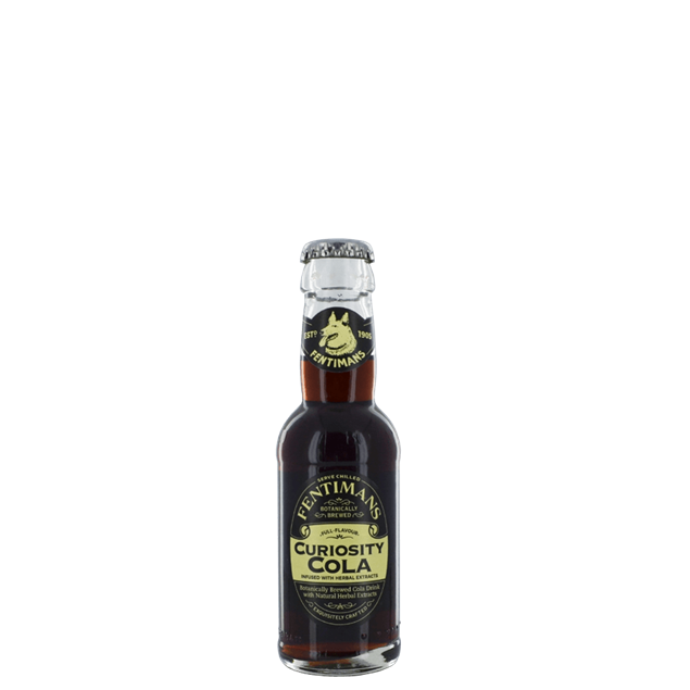 Fentimans Curiosity Cola - Venus Wine & Spirit