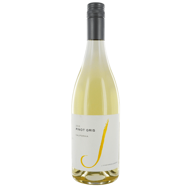 J VINEYARDS CALIFORNIA PINOT GRIS - Venus Wine & Spirit