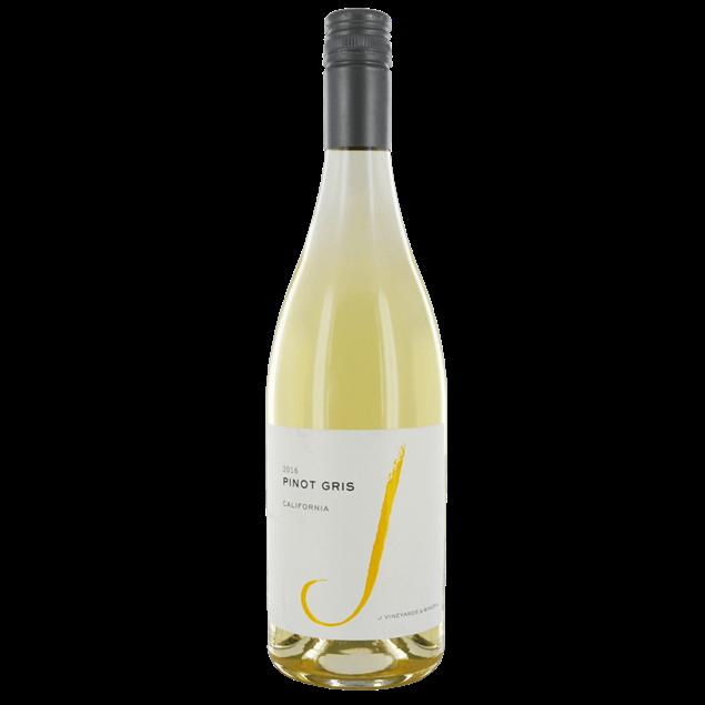 J VINEYARDS CALIFORNIA PINOT GRIS - Venus Wine & Spirit