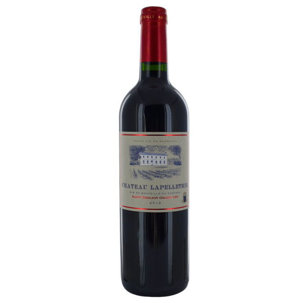 Château Lapelletrie - Venus Wine & Spirit