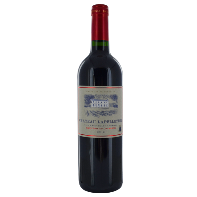 Château Lapelletrie - Venus Wine & Spirit