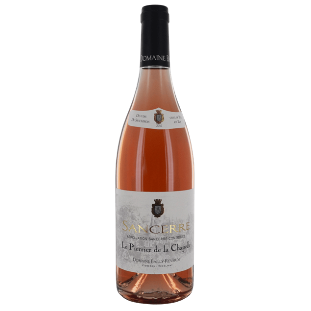 Bailly Sancerre Rose - Venus Wine & Spirit