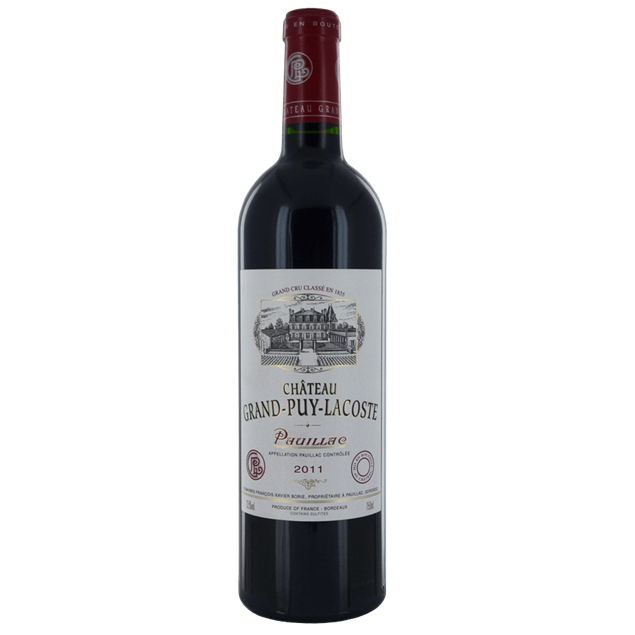 Chateau Grand Puy Lacoste - Venus Wine & Spirit